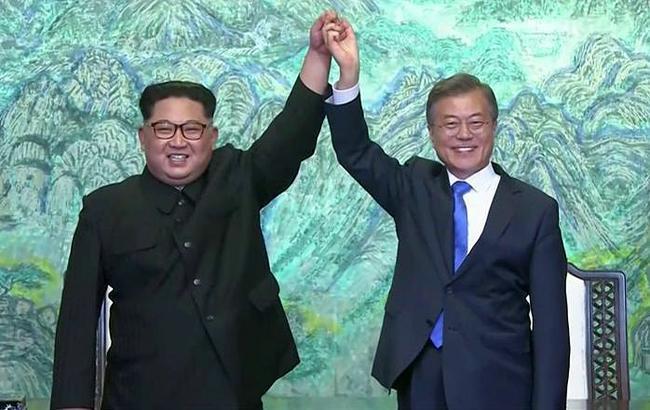 Трамп объявил, что благодаря его усилиям поКНДР мир избежал ядерной войны
