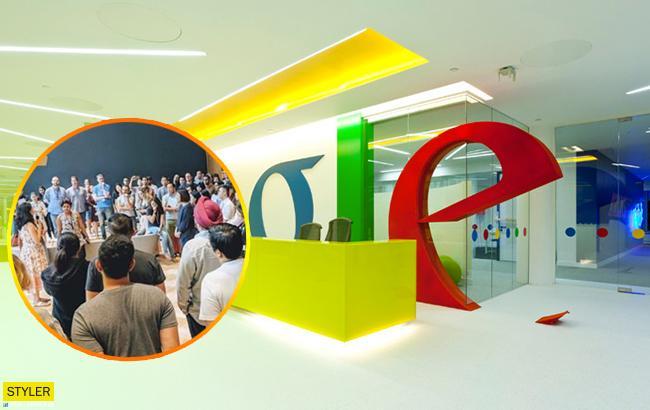 Співробітники Google по всьому світу розпочали глобальну акцію протесту