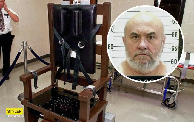 У США засуджений відтягнув смертну кару на 34 роки