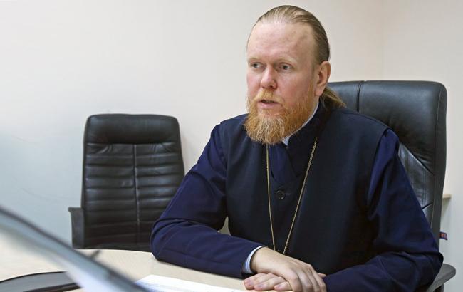В УПЦ КП ответили на заявление УПЦ МП о запрете Филарету возглавить церковь