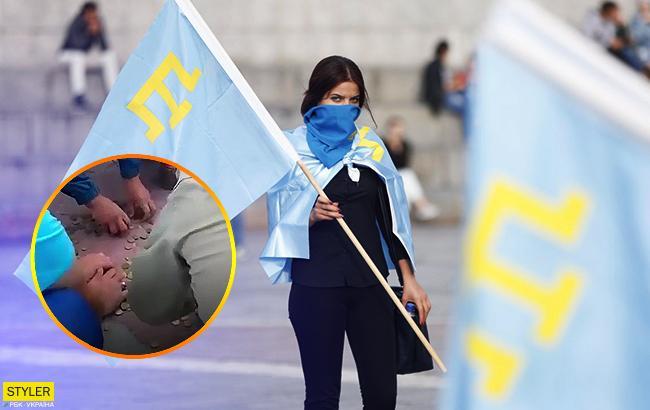 """""""Правильно зробили"""": кримські татари епічно затролили російських окупантів"""
