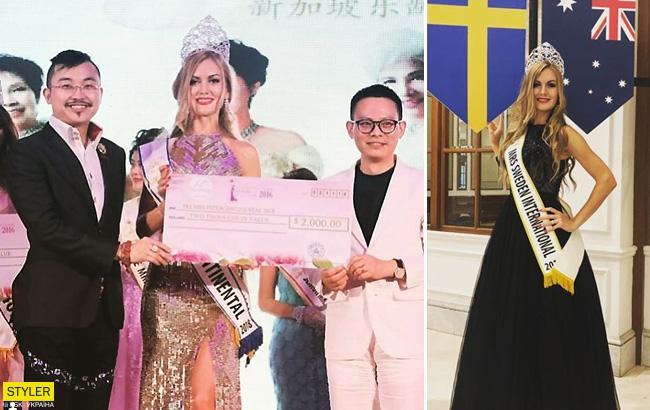 """Українка стала """"Королевою Скандинавії"""": яскраві фото красуні"""