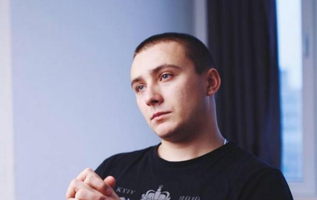 В полиции заявили, что расследуют слежку за активистом Стерненко