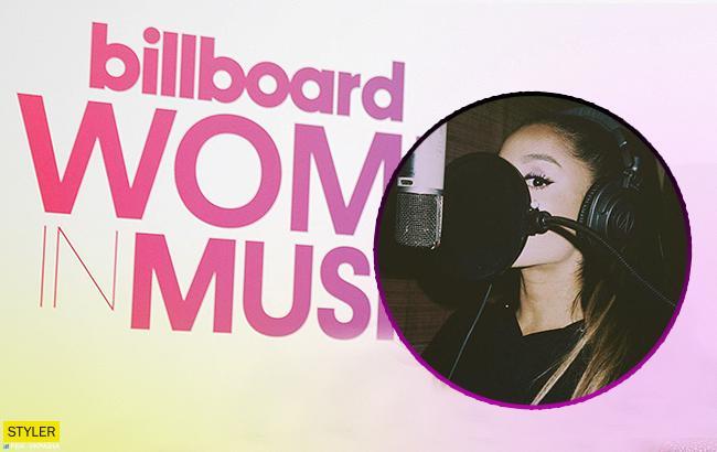 """Відома співачка стала """"Жінкою року"""" за версією Billboard"""