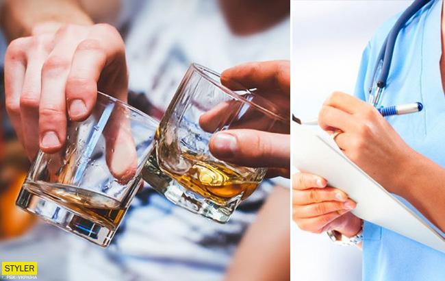 Медики вивели ідеальну формулу вживання алкоголю