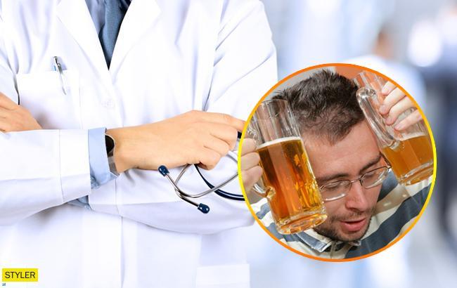 Як поправити здоров'я з похмілля без алкоголю: поради лікарів