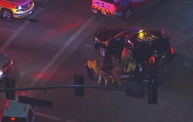 Під Лос-Анджелесом сталася стрілянина в ресторані, є поранені