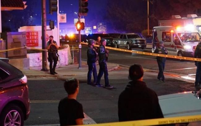 В результате стрельбы под Лос-Анджелесом ранены 11 человек