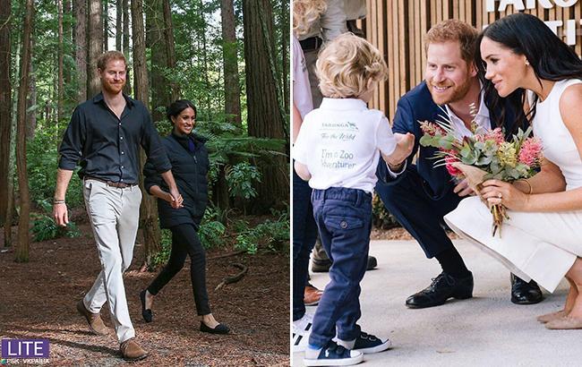 Не за протоколом: як будуть виховувати дитину Меган Маркл і принц Гаррі