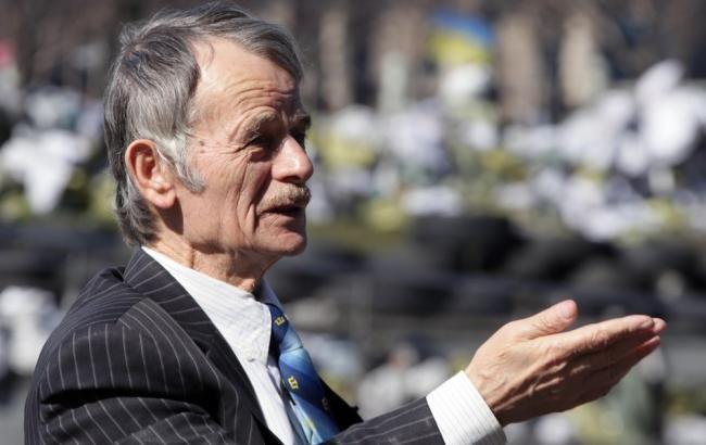 Джемілєв вважає обмін з РФ для звільнення ув'язнених кримчан нераціональним