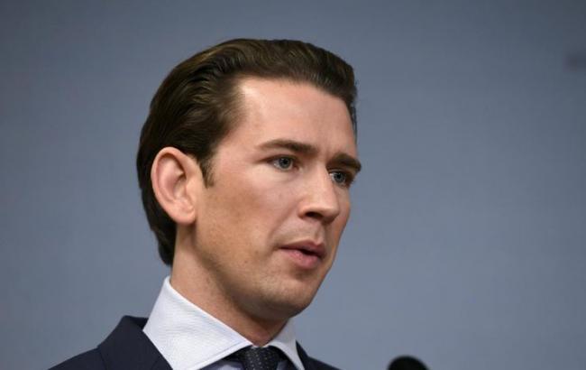 Курц відреагував на затримання російського шпигуна в Австрії