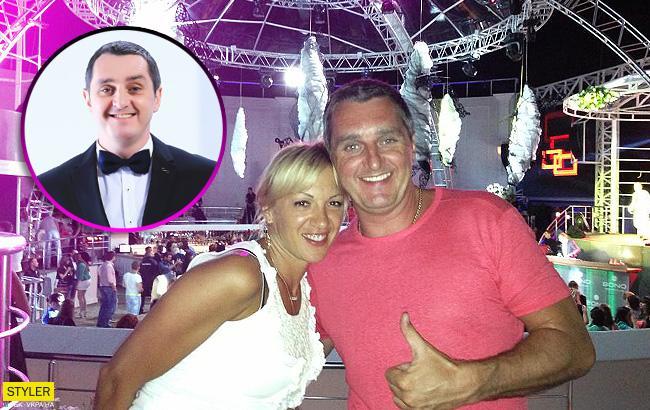 Обручка з дротика: як відомий шоумен освідчувався своїй майбутній дружині