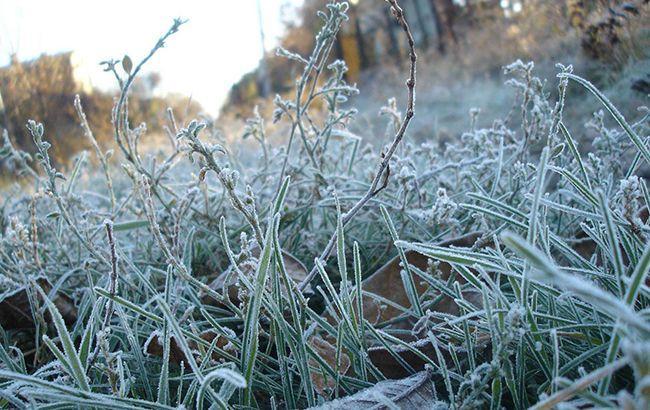 Погода на сегодня: в Украине местами снег с дождем, температура до +9