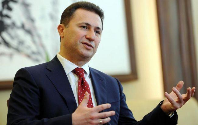 Экс-премьера Македонии осудили на 2 года