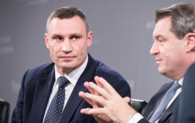 Кличко: Киев - надежный партнер и всячески способствует работе иностранных инвесторов