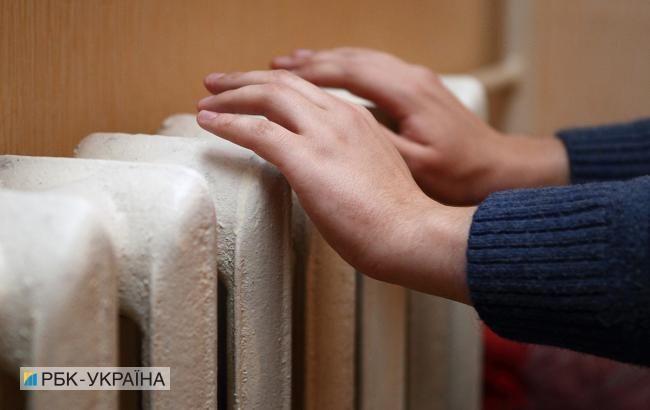 В Украине три области подключены к отоплению на 100%