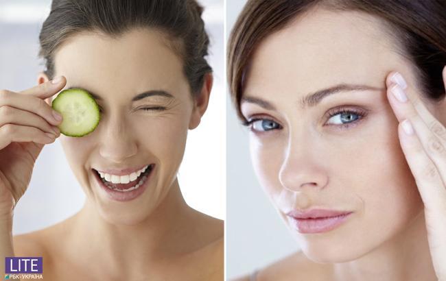 4 лайфхака, які допоможуть позбутися від чорних кругів під очима