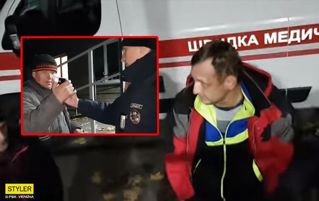 """У Миколаєві на виклик прибули дві """"швидкі"""" з нетверезими водіями"""