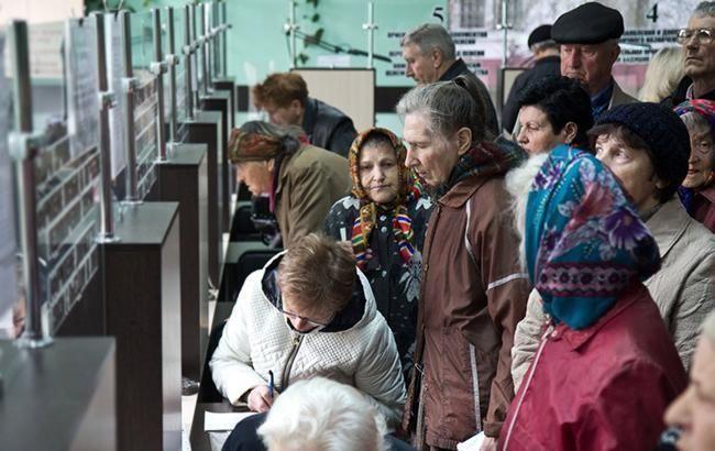 В Україні з грудня мінімальна пенсія зросте на 62 гривні