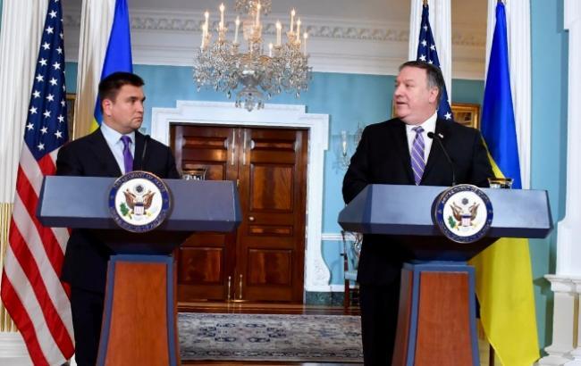 США розраховують на вступ України до НАТО, - спільна заява