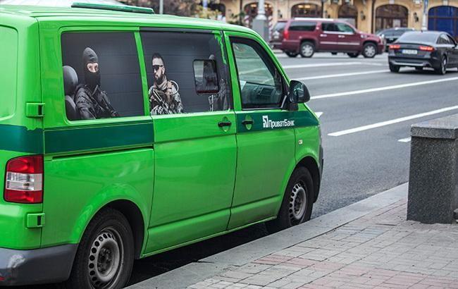 Полиция задержала одного из нападавших на инкассаторов в Ирпене