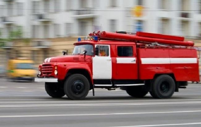 У Кременчуці водії не пропускали машину пожежних, що їхали рятувати дитину (відео)