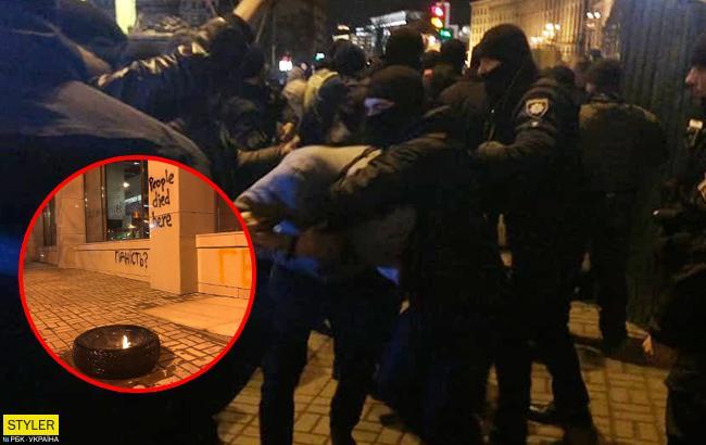 """""""Це блюзнірство"""": українці шоковані відкриттям ресторану в Будинку профспілок"""