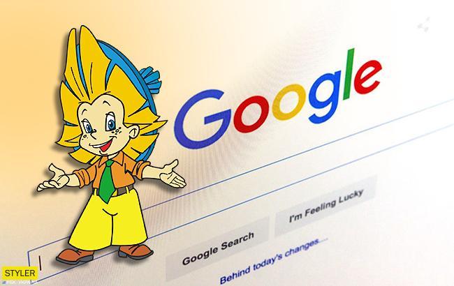 Любимец юных украинцев: Google посвятил дудл знаменитому писателю