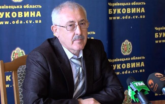 Порошенко звільнив голову Чернівецької обладміністрації Фіщука
