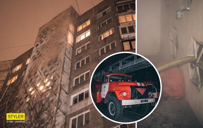 У Києві паралізований пенсіонер ледь не згорів живцем: подробиці