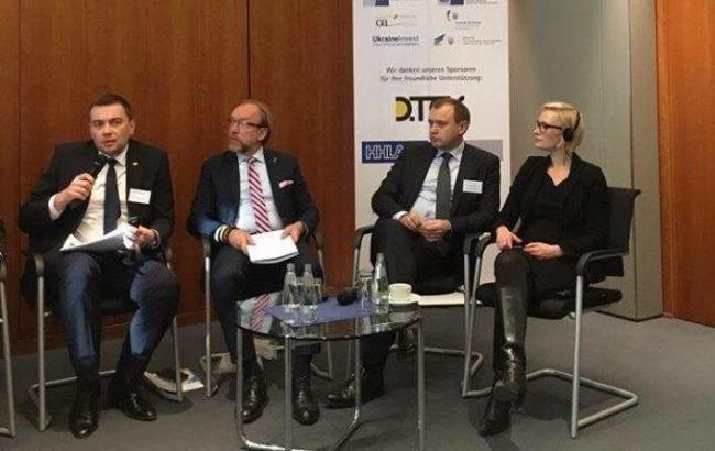 Берлинский форум: аграрное сотрудничество Украины и Германии будет расширяться