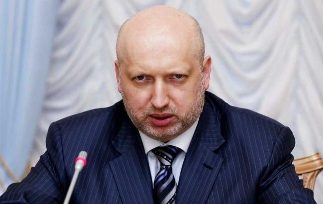 Турчинов: РНБО визначив пріоритетом 2016 року відновлення ППО
