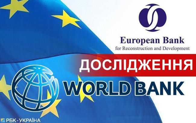 ЕБРР, ЕИБ и Всемирный банк проведут масштабное исследование бизнеса-климата в Украине