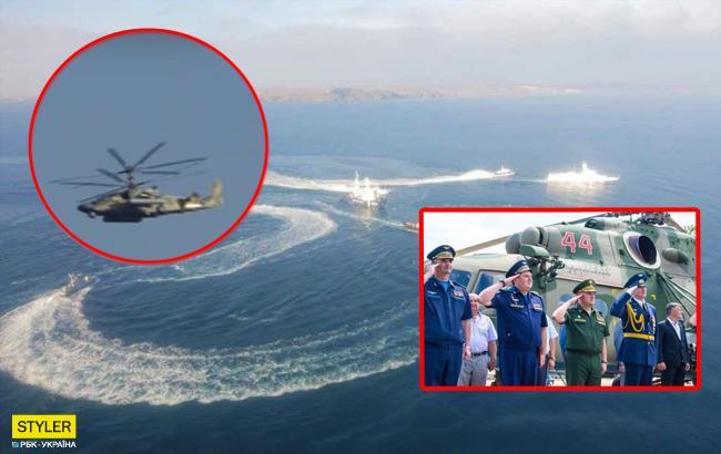 Рассекречены данные военных РФ, напавших на украинские корабли
