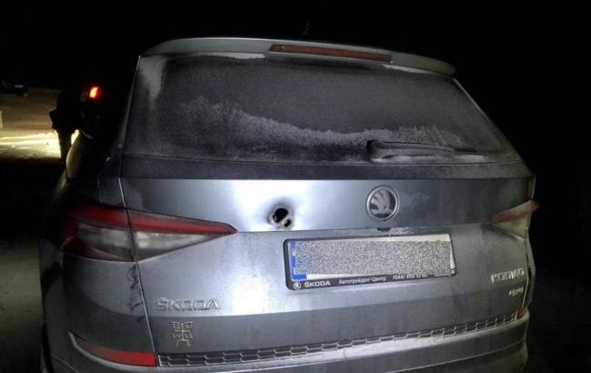 У Київській області обстріляли автомобіль мера Березані