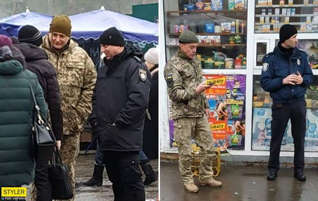 Соцмережі попереджують: у Києві розпочався вилов ухильників