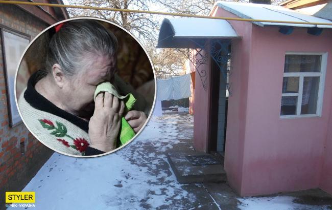 Погрожував сокирою: під Харковом чоловік напав на пенсіонерку