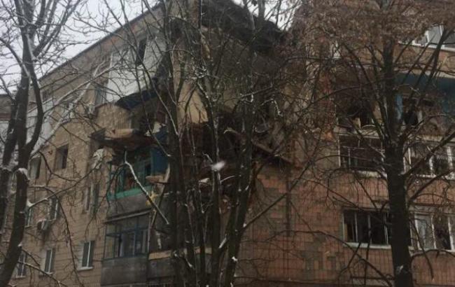 Вибух у Фастові: мешканців будинку евакують у лікарню