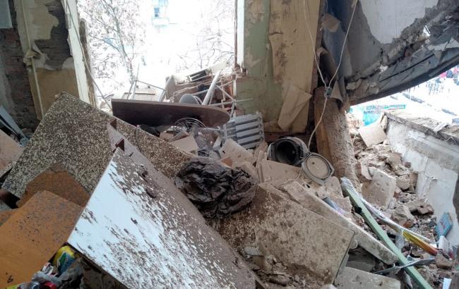 Вибух у Фастові: біля будинку розгорнуто 2 пункти обігріву