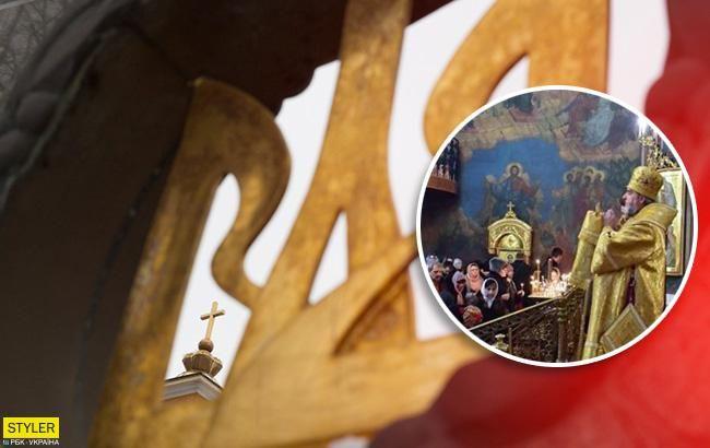Відстояли свій храм: на Закарпатті священик УПЦ МП пішов проти вірян