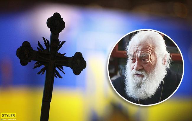 Митрополит УПЦ МП поддержалединую независимую церковь в Украине (видео)