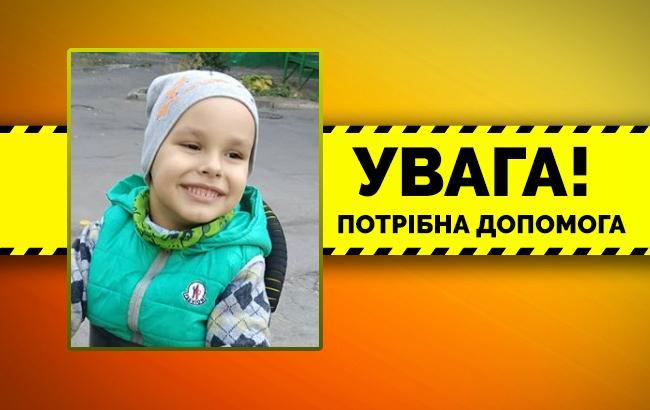 """""""Страшная реальность"""": украинцев просят помочь пятилетнему мальчику с ДЦП"""