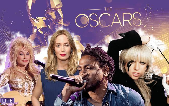 Леді Гага, Sade, Дженніфер Хадсон: оголошено шорт-лист кращих пісень, номінованих на Оскар