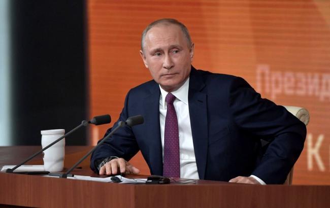 Путін прокоментував події у Керченській протоці