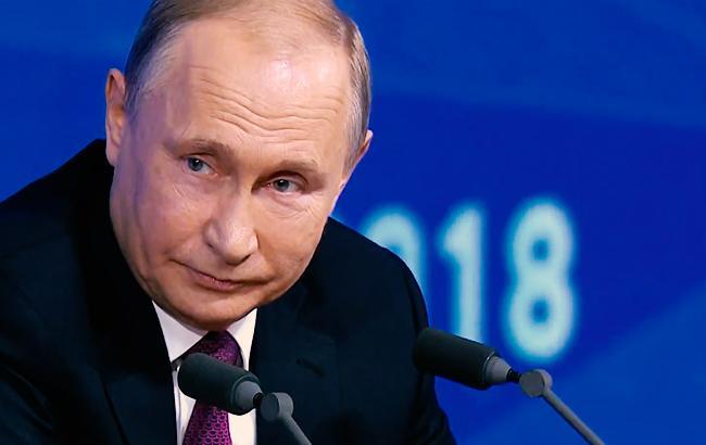 """Хотите скандала?"" Путин испугался украинского журналиста"