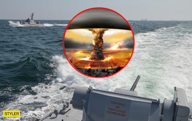 """""""На грани ядерной войны"""": в атаке Путина на украинские катера нашли важный нюанс"""