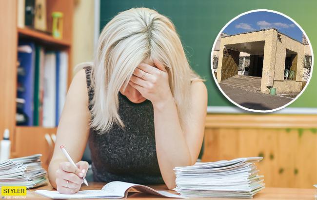 Угрожает судом: киевская учительница, унизившая ученика, не хочет увольняться