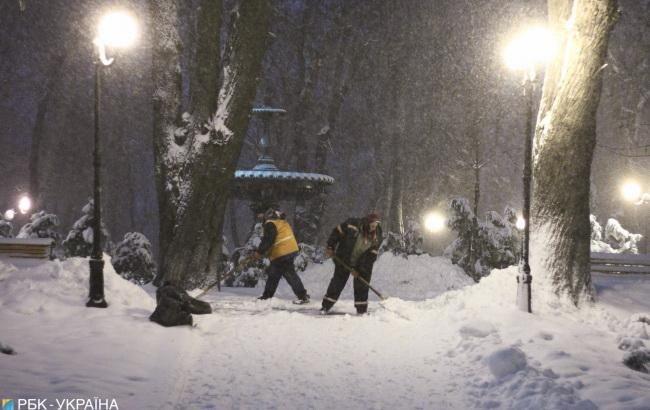 Погода на сегодня: в Украине дожди с мокрым снегом, днем до +8
