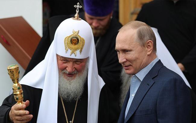 Кирило закликав Варфоломія не надавати томос Україні