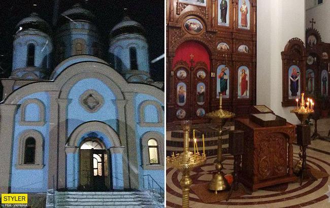 В Доброполье парень украл мощи из храма, ибо уверовал в их чудодейственную силу